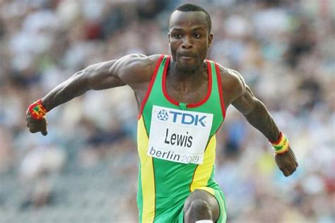 Grenada Birth Records Randy Lewis Profile Iaaf Org