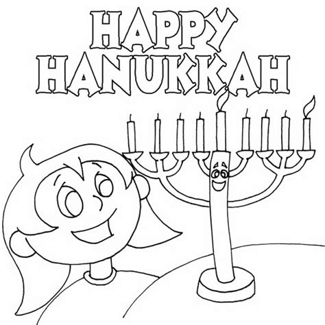 Dreidel Coloring Pages Free Hanukkah Coloring Pages Menorahs Family Holiday Net by Dreidel Coloring Pages Free