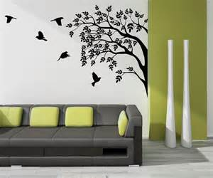 decoration for your home interior with stunning tree gallery for gt creative wall painting ideas bedroom