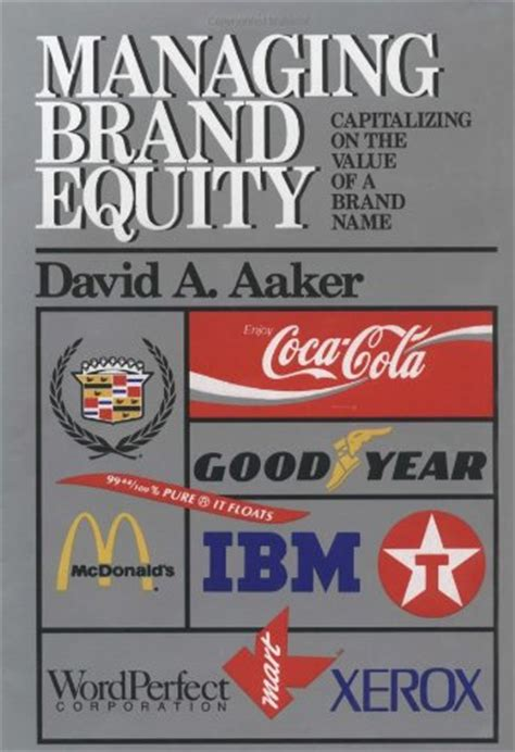libro the principles of equity libro building strong brands di david a aaker