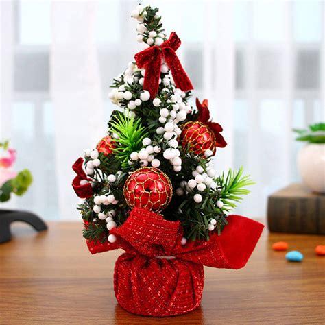 mini arboles de navidad mini mesa escritorio 193 rbol de navidad adornos de 21 990 en mercado libre