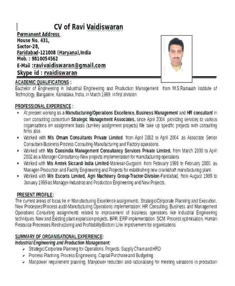 mechanical engineer cv format doc mechanical engineering resume mechanical engineer resume sle mechanical engineer resume