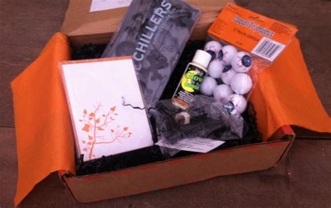 monthly craft box celebrate crate october 2012 review monthly and