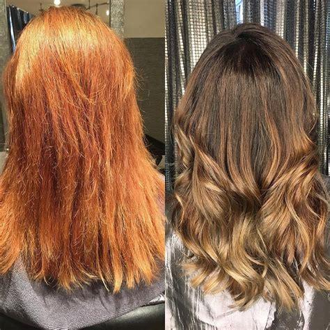 color correction hair salon color correction extology salon