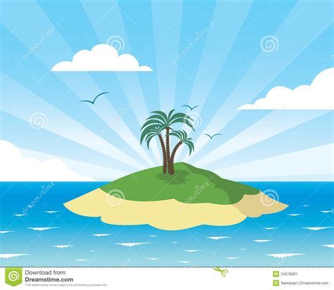 island clip island clipart paradise pencil and in color island