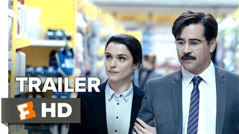 the lobster trailer magyar felirat youtube the lobster official trailer 1 2016 jacqueline