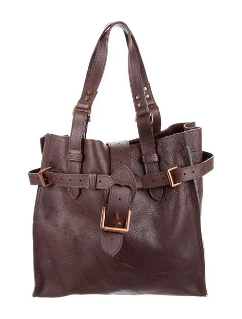 Artist Julie Verhoeven For Designer Mulberry Shopper Tote by Mulberry Leather Elgin Tote Handbags Mul22548 The