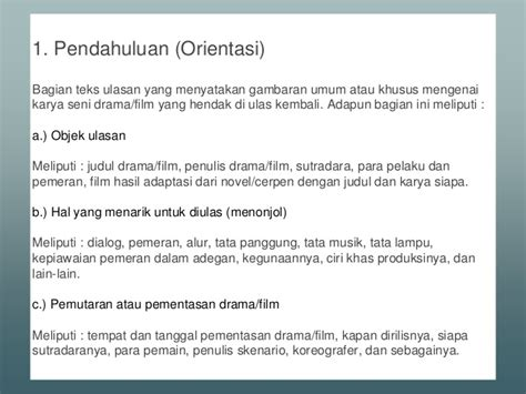 struktur teks ulasan film filosofi kopi teks ulasan film drama b indonesia oleh siska dewi p