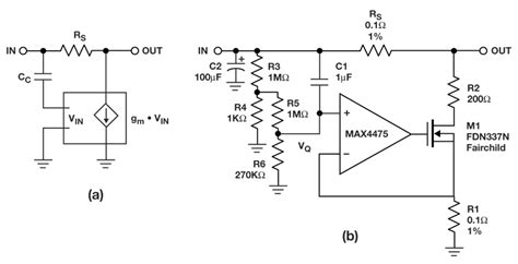 feedforward capacitor shunt feedforward shunt regulator