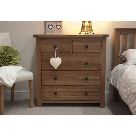 bedroom furniture denver denver 2 over 3 chest of drawers solid rustic oak bedroom