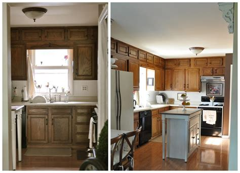 Kitchen Cabinets And Countertops Ideas 50 inspirational home remodel before and afters