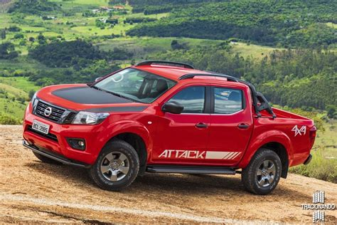 2019 Nissan Frontier Attack by Nissan Frontier 2019 Estreia Vers 227 O Attack E Ganha