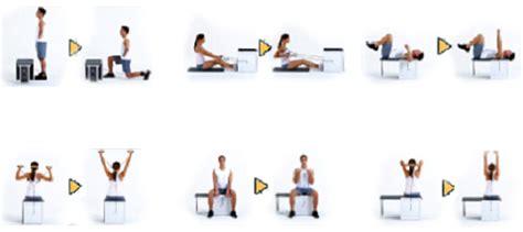 esercizi dorsali casa il fitness cube cos 232 e come funziona benessere
