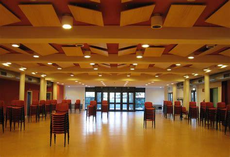 illuminazione sala illuminazione sala polifunzionale parrocchia brugherio