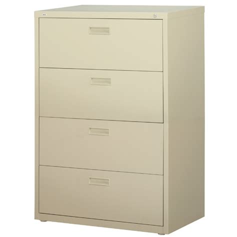 Hirsch 3 Drawer File Cabinet by Hirsh Industries 3 Drawer Steel File Cabinet In White