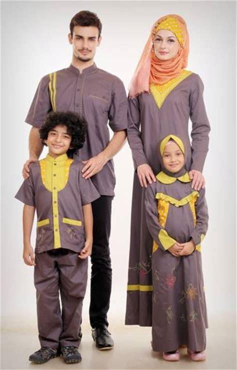 Baju Muslim Keluarga model baju keluarga edisi lebaran hairstylegalleries