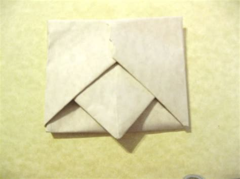 Folded Paper Envelope - pin by williams on origami envelopes