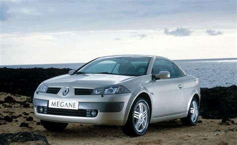renault megane 2003 renault megane cabrio 2003 2006 opiniones datos