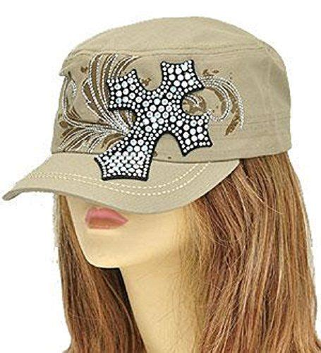Bling The Handbag For Springsummer Second City Style Fashion Bling Second City Style by Bags Handbag Trends Khaki Rhinestone Cross Cadet Hat