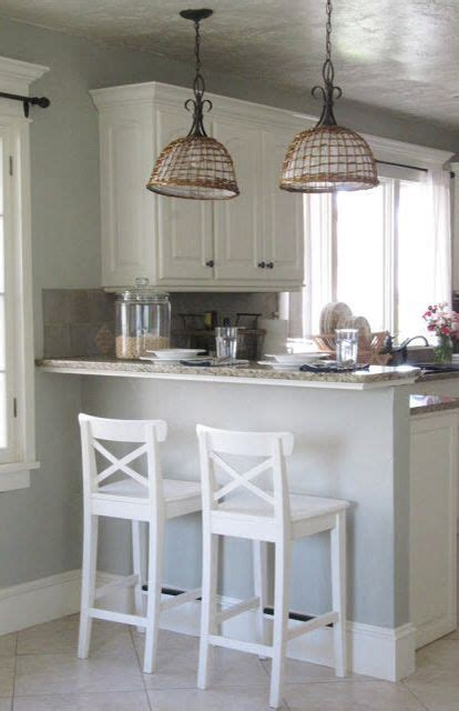 25  best ideas about Breakfast bar kitchen on Pinterest