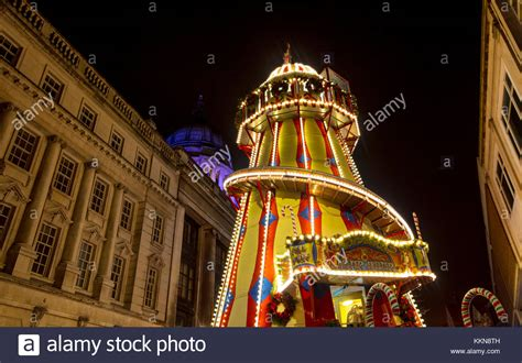 town hall christmas nottingham nottingham lights stock photos nottingham lights stock images alamy