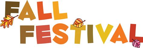 church fall festival games