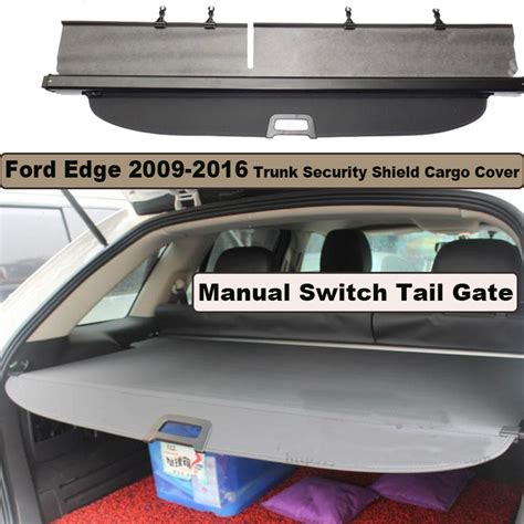 manual repair autos 2013 ford edge security system popular ford edge cargo cover buy cheap ford edge cargo cover lots from china ford edge cargo