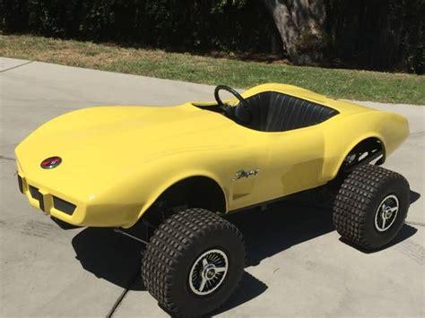 cool corvette c3 go kart corvetteforum