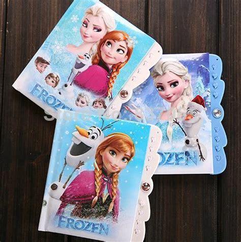 Nb 178 Notebook Frozen frozen book frozen school supplies frozen notebooks for student frozen gift for 14 5 11cm