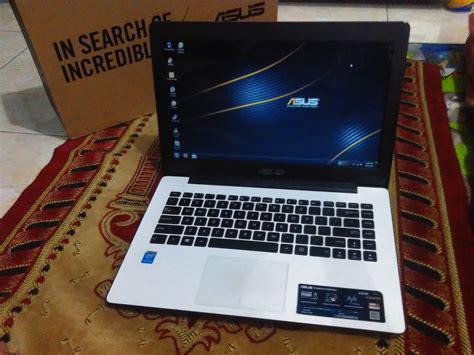 Spesifikasi Laptop Asus X453m jual beli asus x453m quadcore baytrail n3540 hdd 500gb mulus bekas laptop asus harga