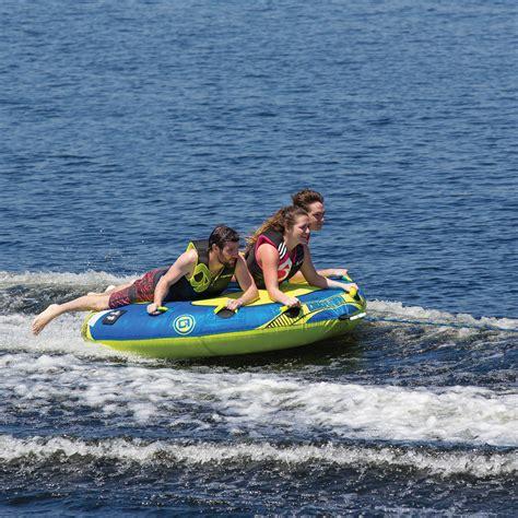 screamer boat o brien ultra screamer towable boat tube obrien