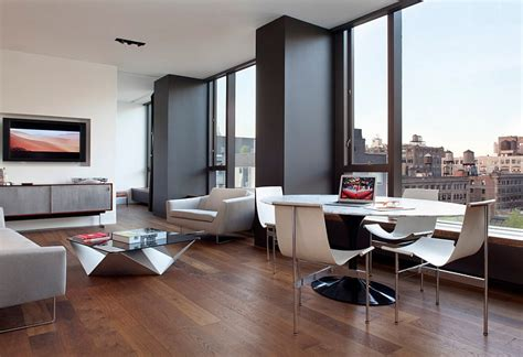 esszimmer sets nyc soho style apartment in new york city with a dashing