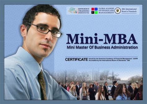 Mini Mba Executive Development Course by Mini Mba Business Administration
