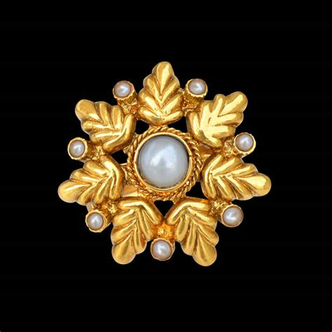 buy traditional indian jewelry gold finish polki