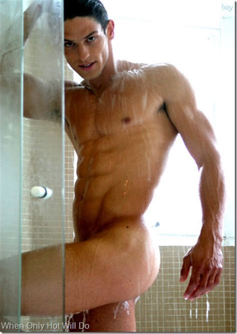 guys shower