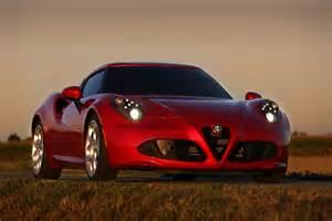 Alfa Romeo Usa 4c Alfa Romeo 4c Autotribute