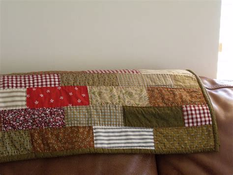Patchwork Country Quilts - items similar to modern handmade country patchwork quilt