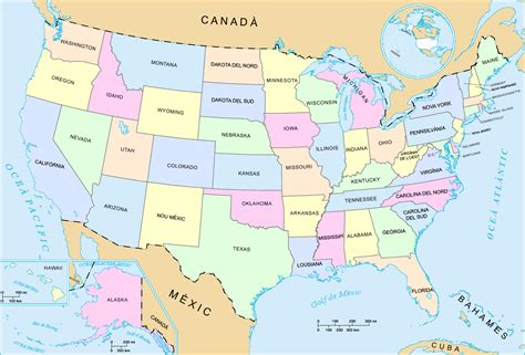 maps of the us file us map states ca png