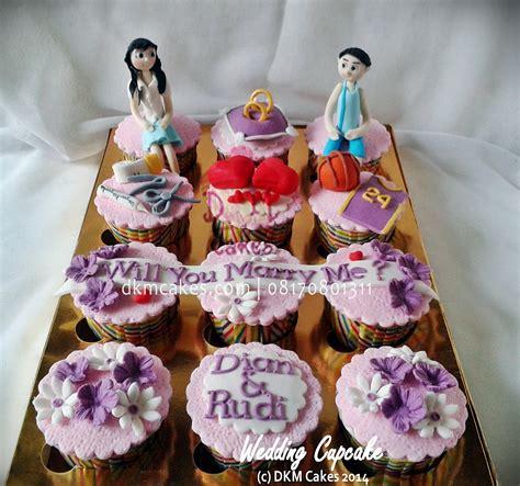 Wedding Jember by Wedding Cupcake Dkm Cakes Toko Kue Jember