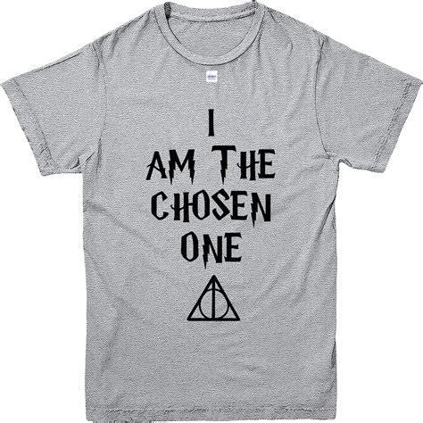 Tshirt C A T One Tshirt harry potter t shirt i am the chosen one t shirt