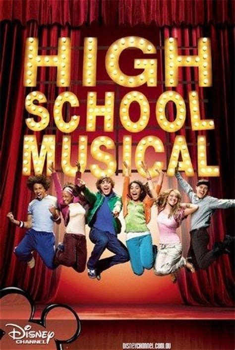 film remaja high school high school musical poster cast jumping rare new 1218 1 ebay