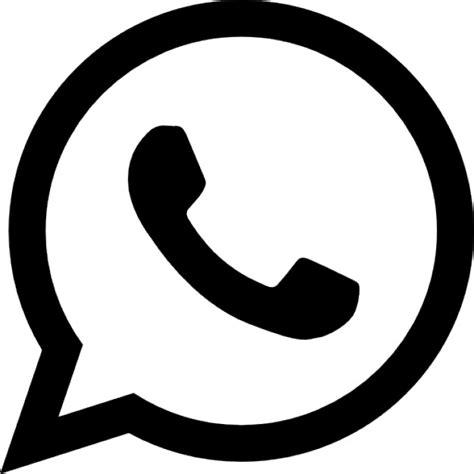 imagenes en blanco y negro whatsapp logo whatsapp descargar iconos gratis
