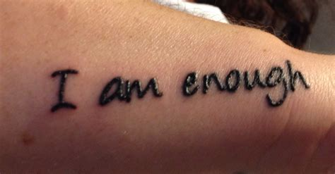 enough tattoo 14 amazing enough wrist tattoos