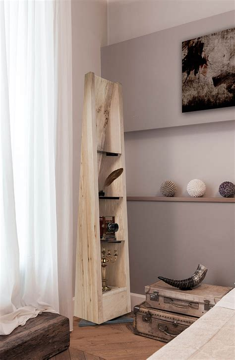 Tree Trunk Shelf by Tree Trunk Decor Ideas Tables Stools Mirrors And