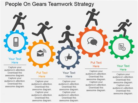 download free gears powerpoint templates for presentations powerpoint tutorial 6 how to make a gear diagram in just