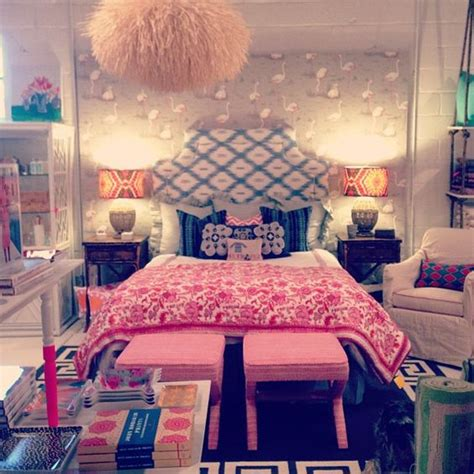 artsy bedroom love how artsy it is but i would need different colors