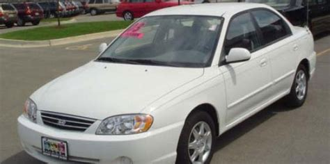 2003 Kia Spectra Problems Kia Spectra Picture Used Car Pricing Financing And
