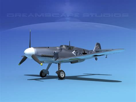 messerschmitt bf 109 the 1848324790 messerschmitt bf 109 fighter dxf