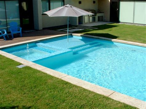 square swimming pool 25 best ideas about rectangle pool on pinterest backyard pool landscaping beautiful pools