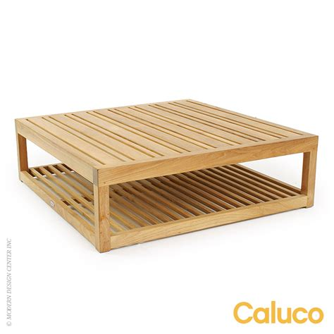 cozy coffee table ottoman caluco patio furniture